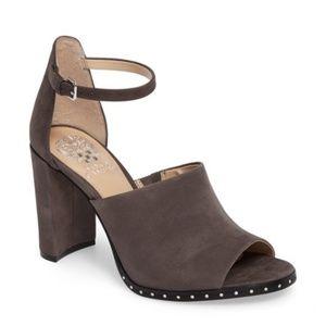 NEW Vince Camuto Jilley Studded Ankle Strap Sandal